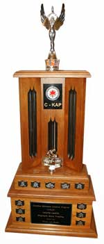 Laurie Leslie Canadian Olympic Goal Trophy