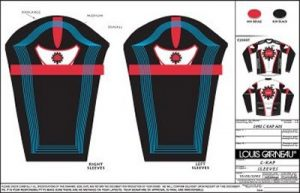 CKAP Long sleeve jersey